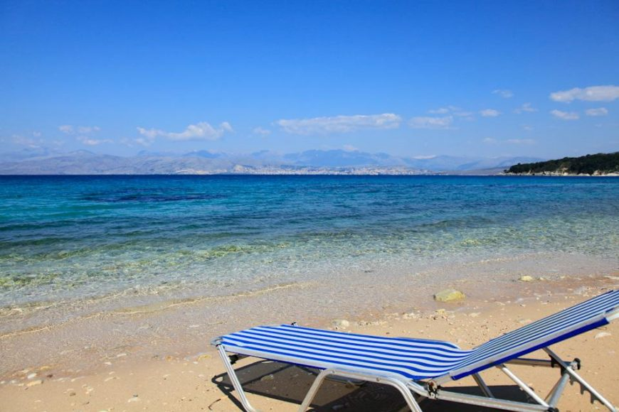 East Corfu