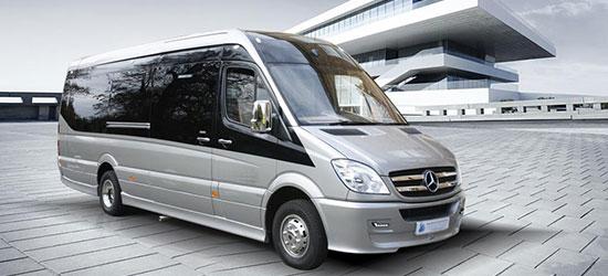 Mini Bus Transfers in Corfu | Corfu Chauffeur